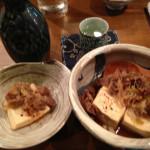 げんのじの肉豆腐